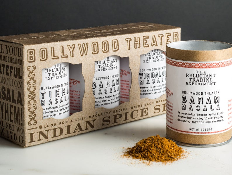 Indian Spice Mix Set - Gifts For Dad Who Has Everything India