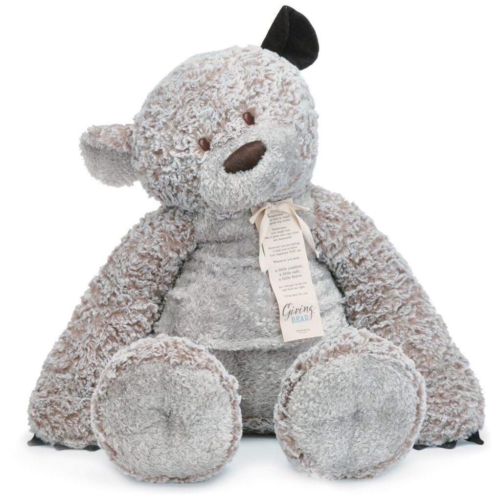 Jumbo Giving Bear Stuffed Animal