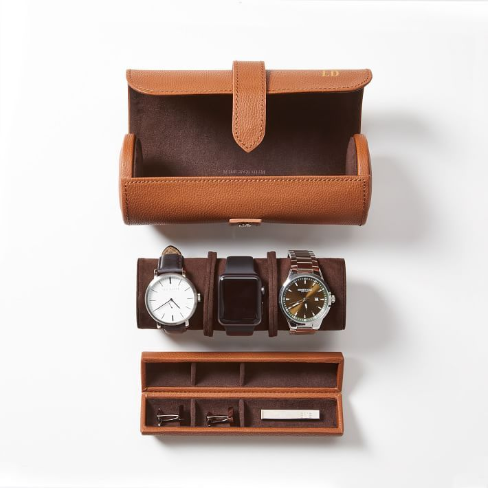 Mark and Graham Travel Watch Roll
