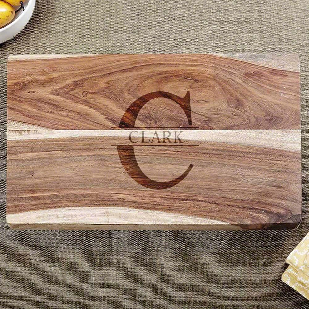 Personalized Cutting Board - Best Retirement Gifts for Dad