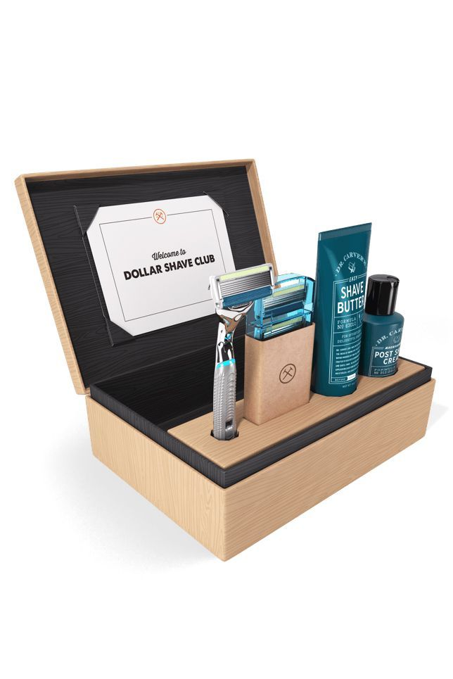Shaving Subscription Box-last-minute Father's Day gifts