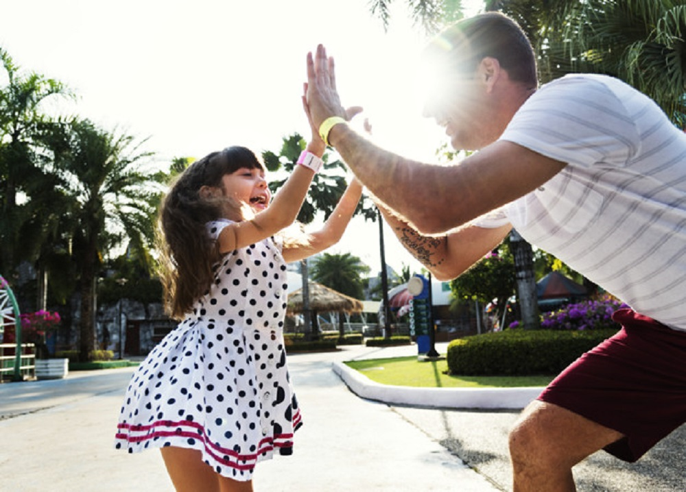 Dad And Daughter Activities