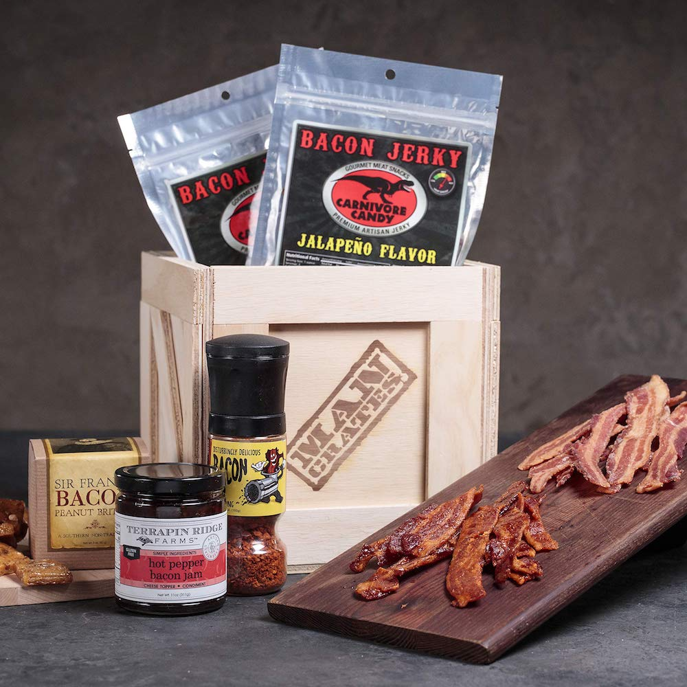 The Bacon Crate- last-minute Father's Day gifts