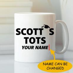 The Office Scotts Tots Mug