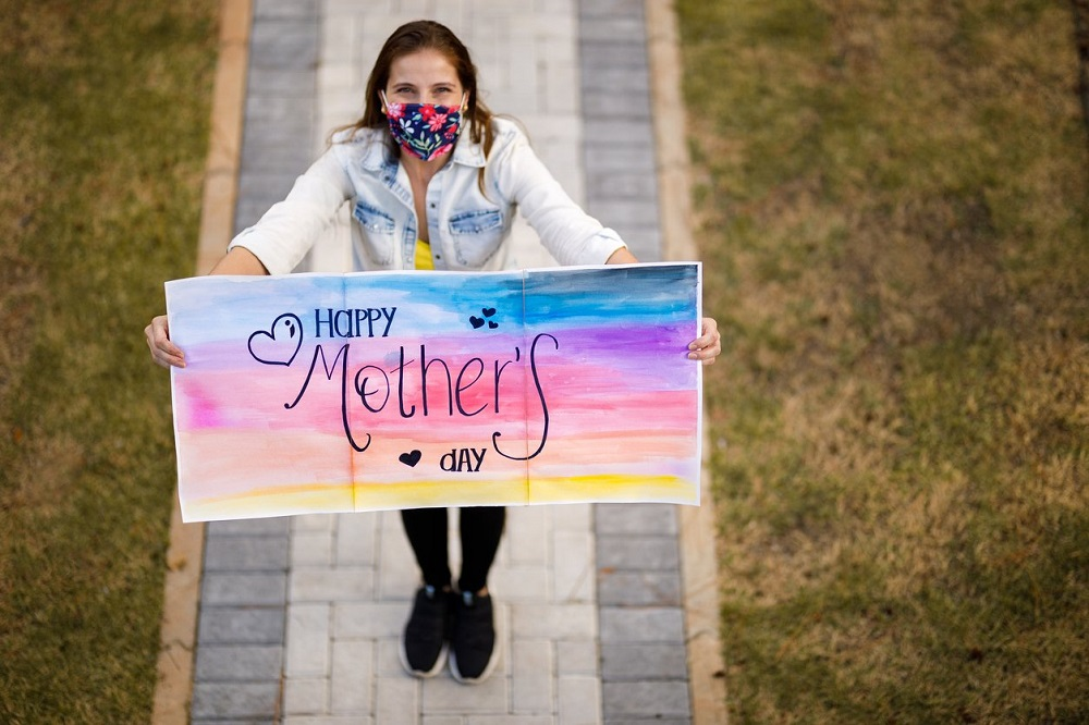 Ways to celebrate Mother Day during quarantine