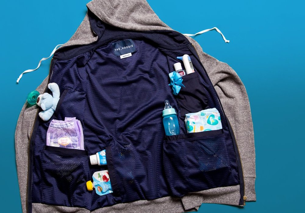 What is a good gift for dad birthday? The 'Dad Hoodie'