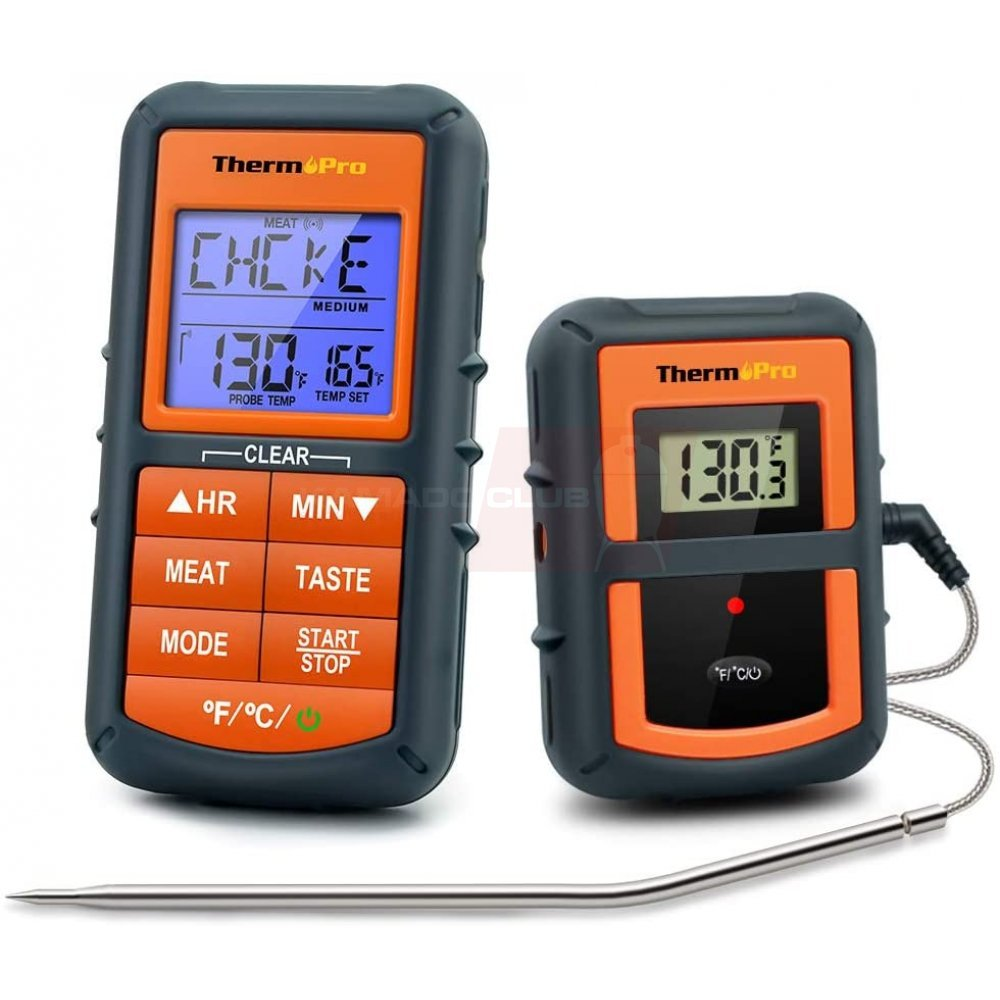 Wireless Grill Thermometer- best grilling gifts for dad