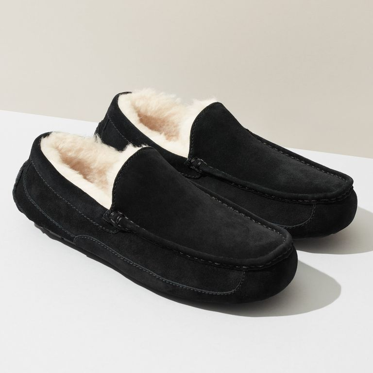 ascot slipper- cool gift for dad who has cancer