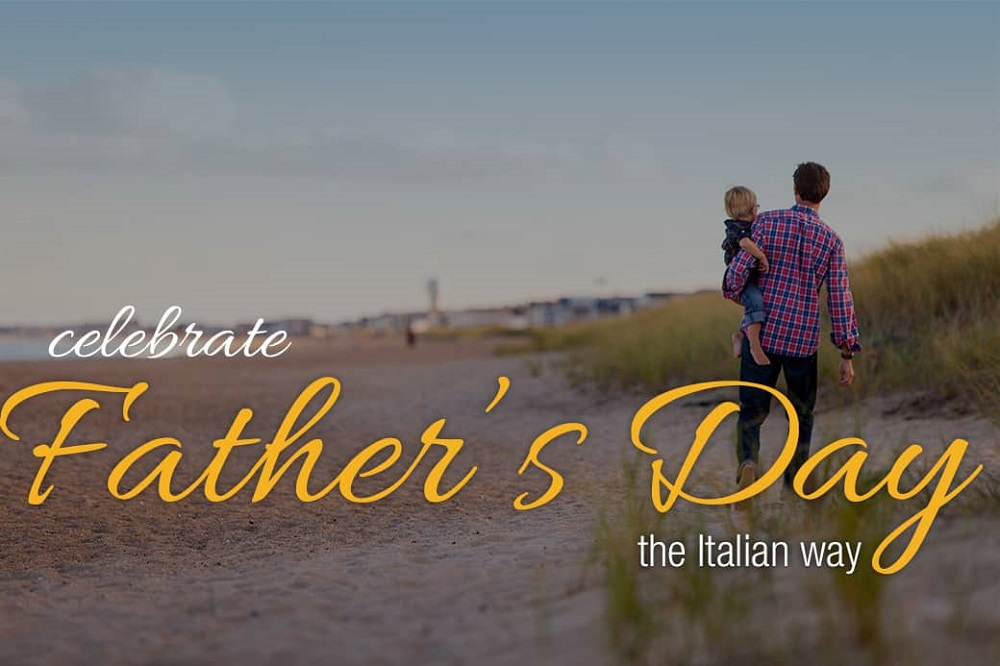 how Father's Day celebrate in Italy