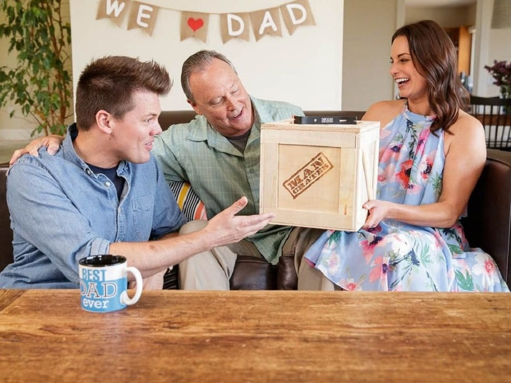 what to give dad who has everything