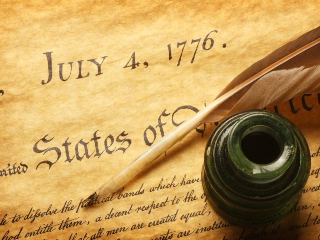 Facts About American Independence Day - Fact About Declaration of Independence