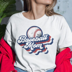 Funny Baseball Mom Shirt