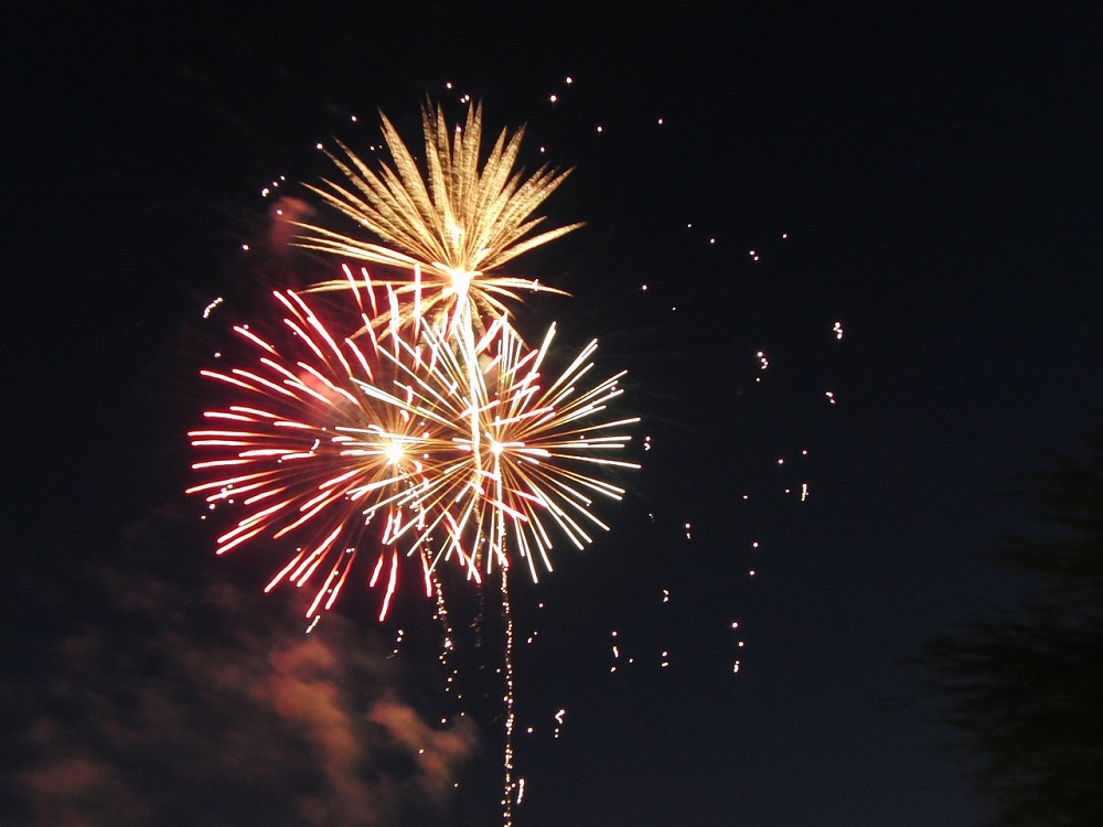 Gatlinburg - where to see the 4th of July fireworks