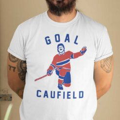Goal Caufield T Shirt For Mens