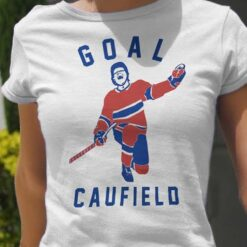 Goal Caufield T Shirt Promotion Video