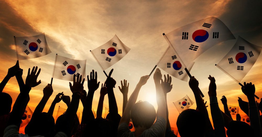 How Independence Day celebrated In South Korea and the history