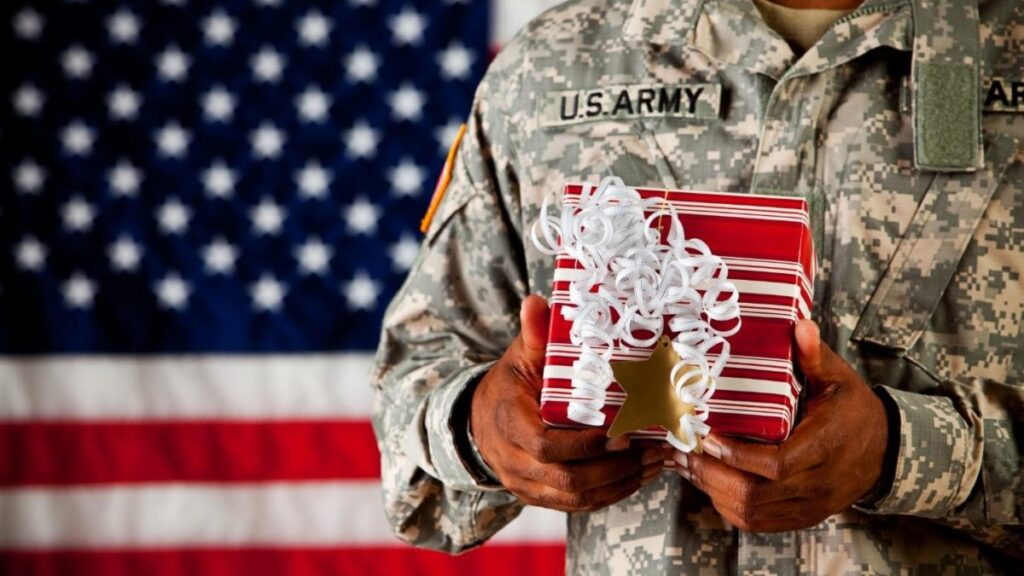 Independence Day Gifts For Veterans
