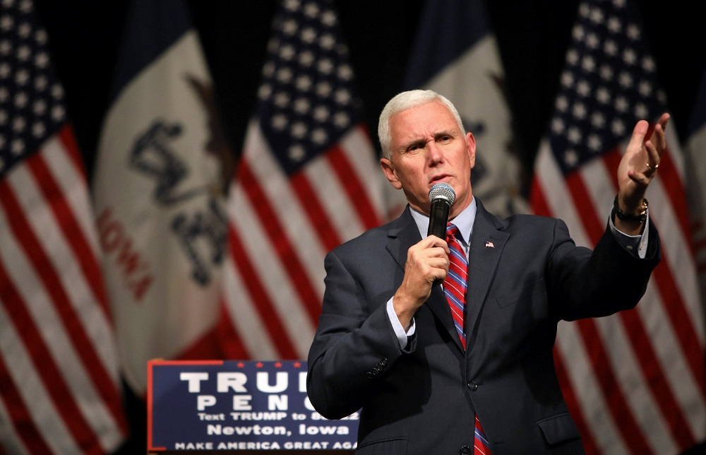 Pence contradicts Trump on January 6