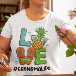 Pineapple Love Grandmalife Shirt