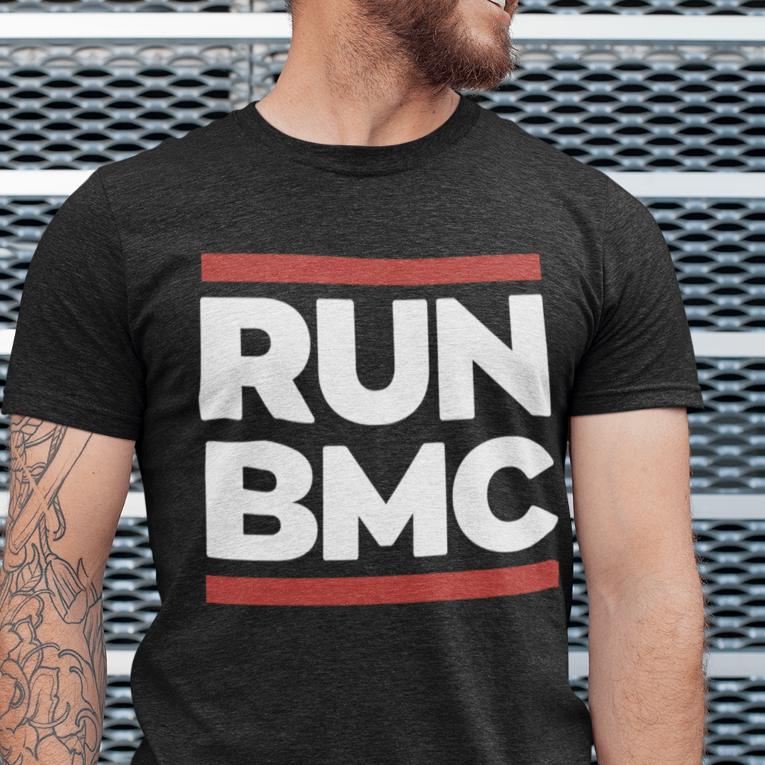 Run BMC Shirt BMC Running Bike Racing