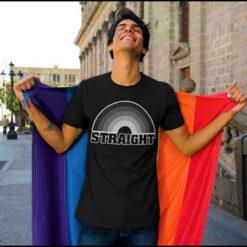 Straight Pride Shirt Straight Rainbow (2)