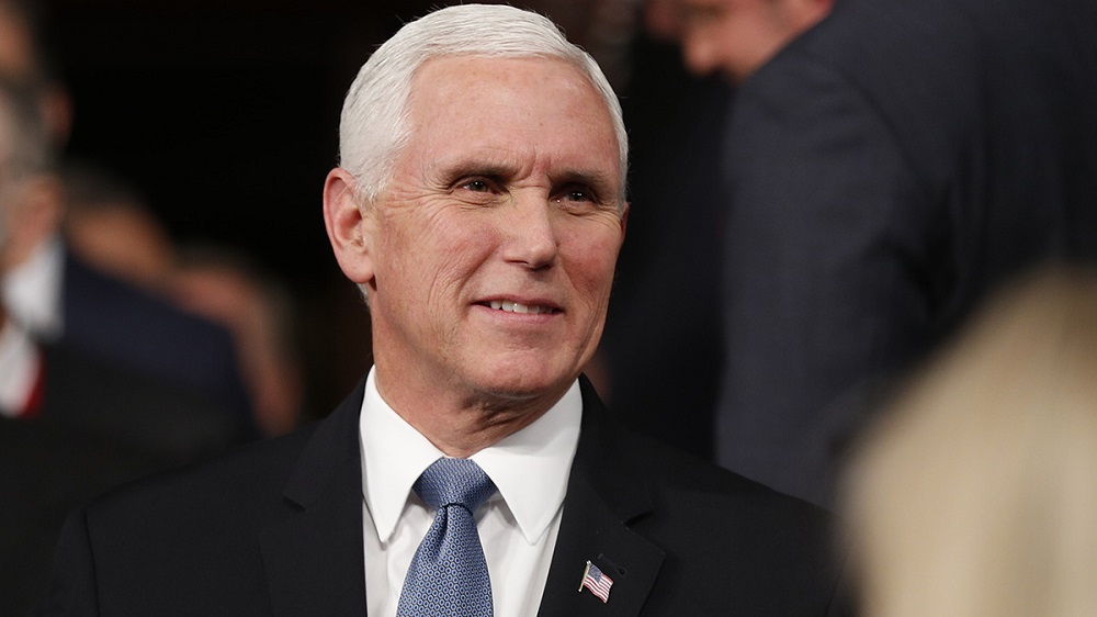 The former Vice President Pence contradicts Trump on January 6