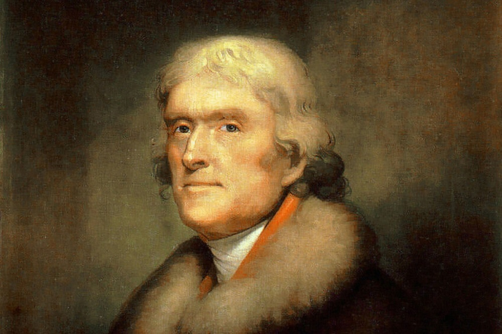 Thomas Jefferson - fun facts about Declaration of Independence