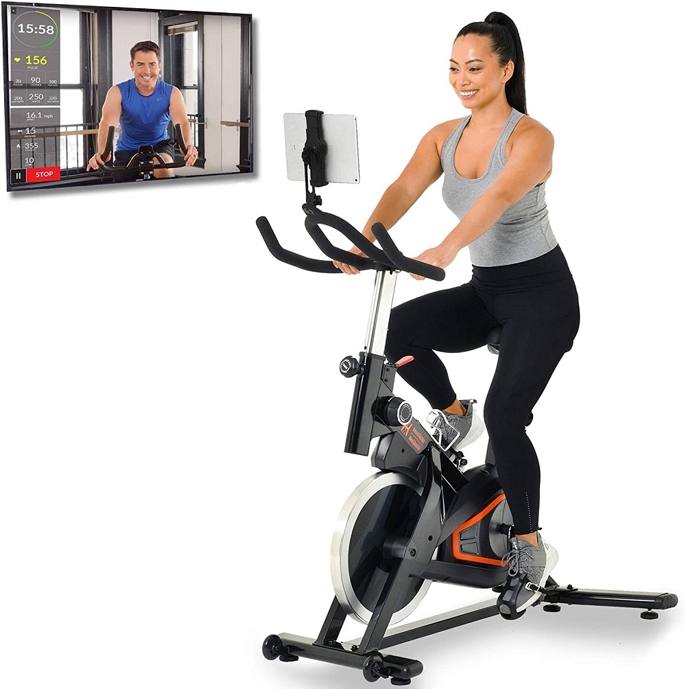 What is a good gift for parents- Indoor Cycling Exercise Bike