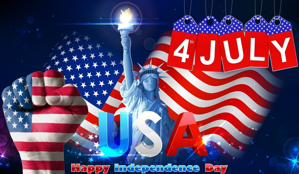 What is the Independence day timeline happy 4th of July