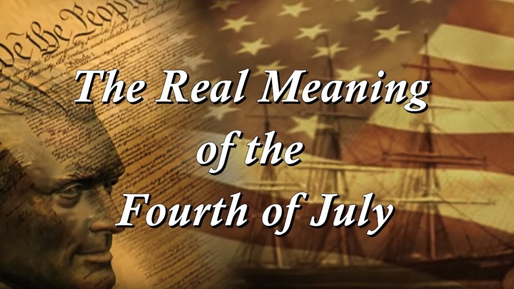 Meaning Of 4th Of July