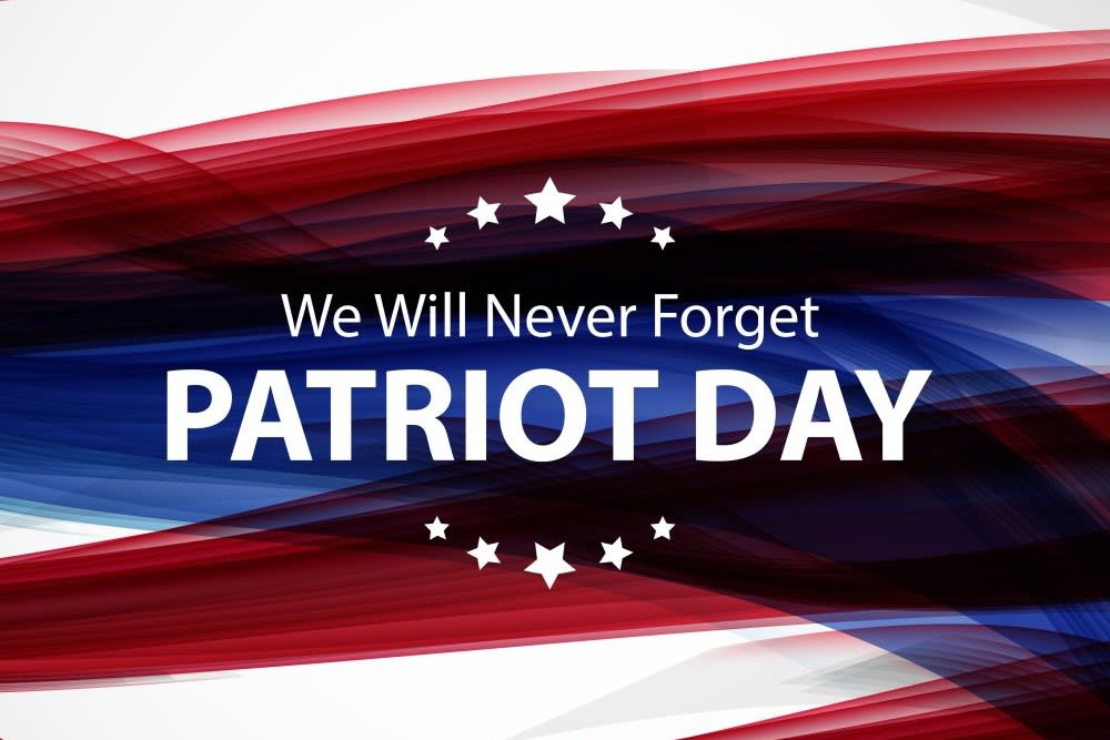 Why do we celebrate Patriot Day each year