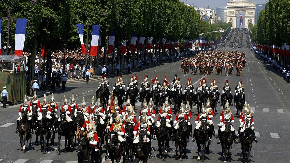 Bastille Day - discover how Independence Day celebrate in France