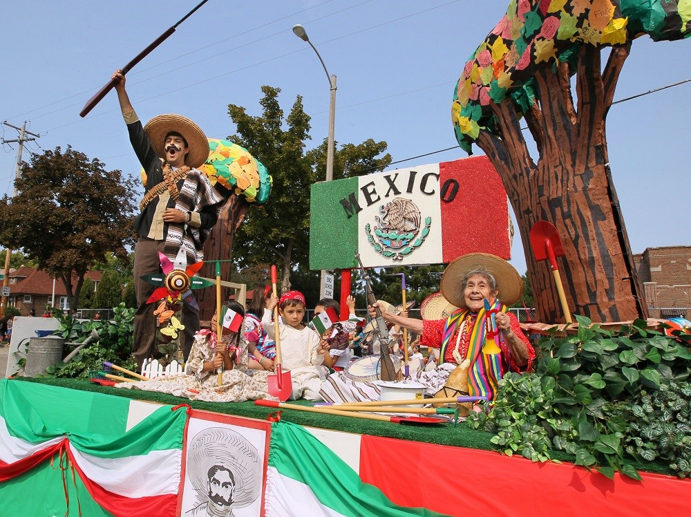 Discover how Independence Day celebrate in Mexico