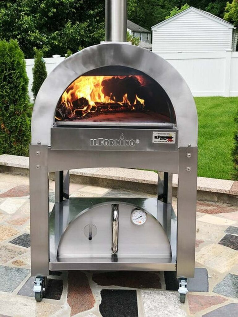 ilFornino Professional Series Wood Fired Pizza Oven