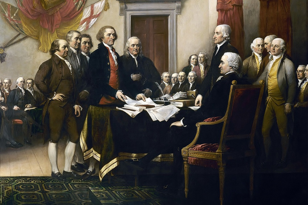 what is the history of Independence Day