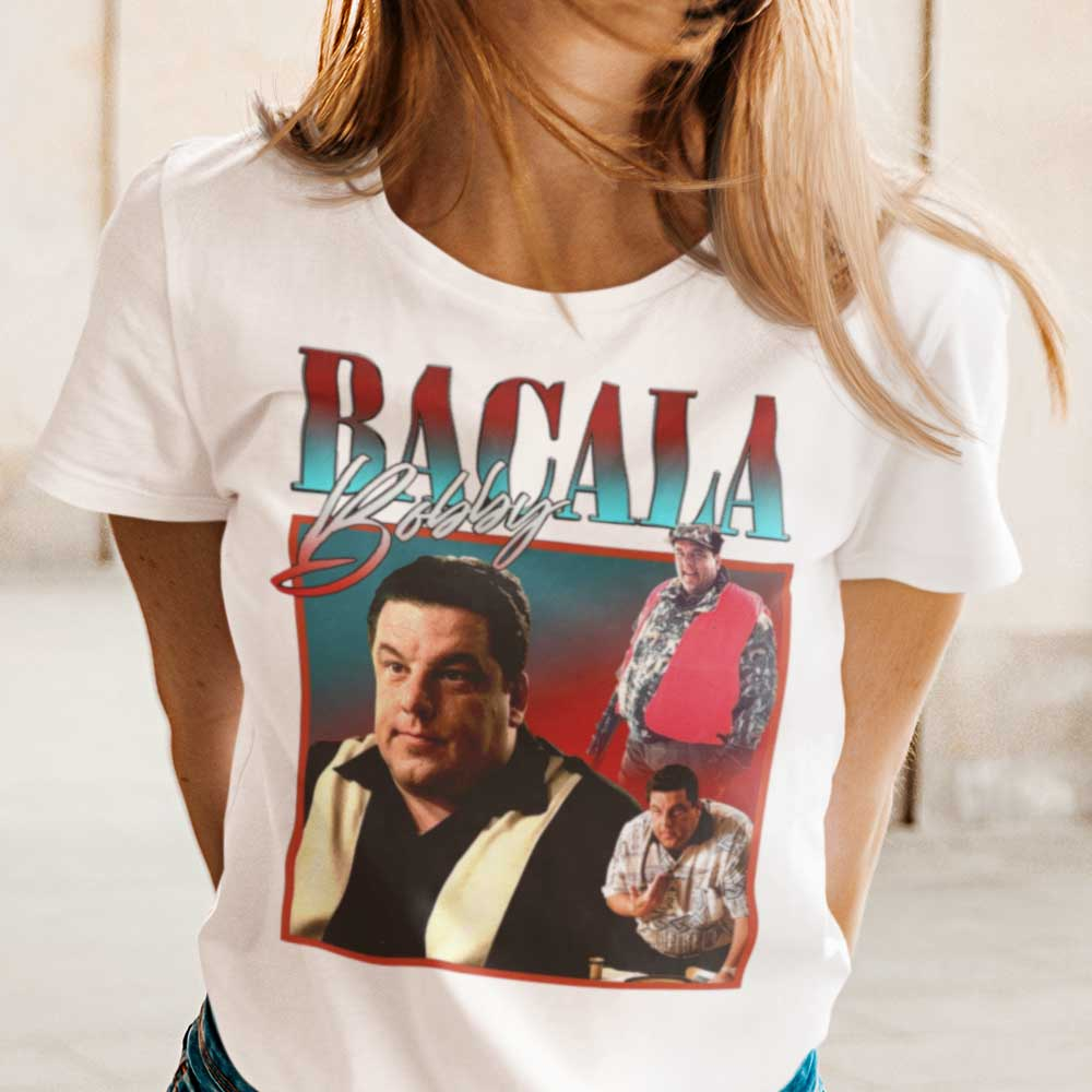 Bobby Bacala T Shirt