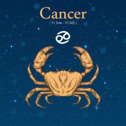 Cancer Birthday Gift