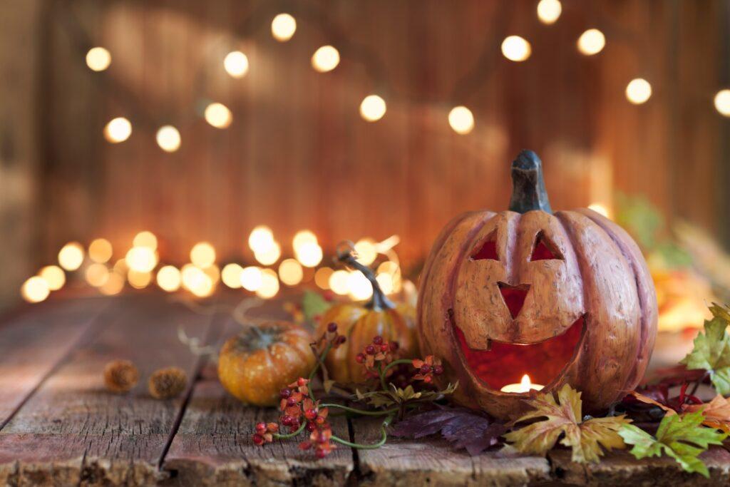 Celebrate Halloween In Europe