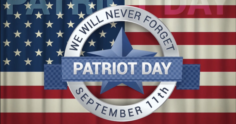 How do we honor Patriot Day