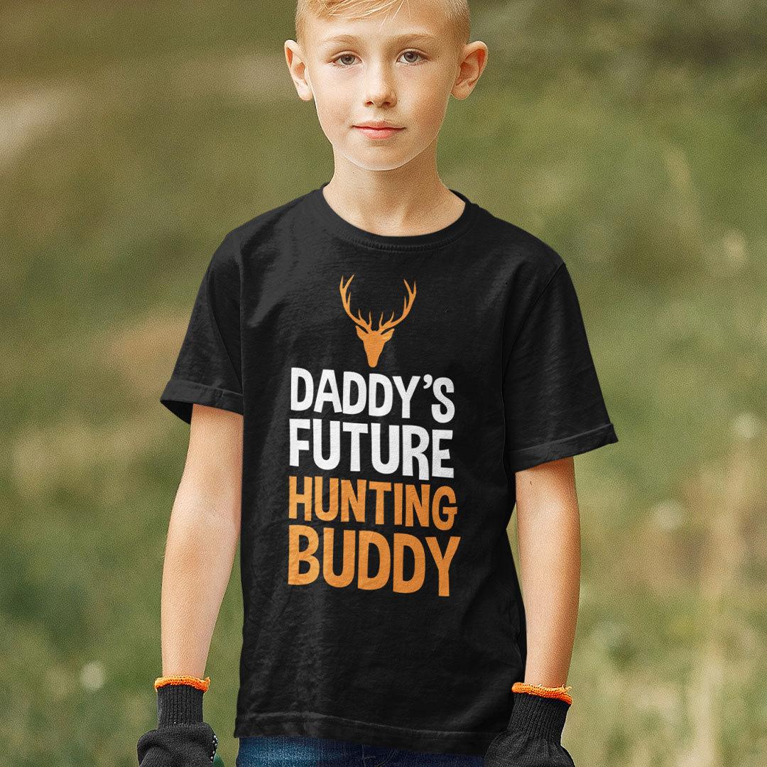 Hunting T Shirt Daddy Future Hunting Buddy Couple