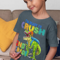 I'm Ready To Crush 2nd Grade T Shirt Back To School