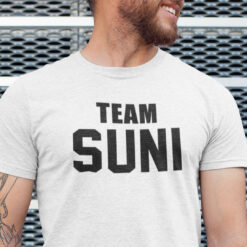 Official Team Sunisa Shirt Team Suni
