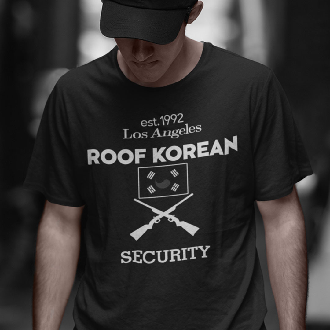 Rooftop Korean Shirt