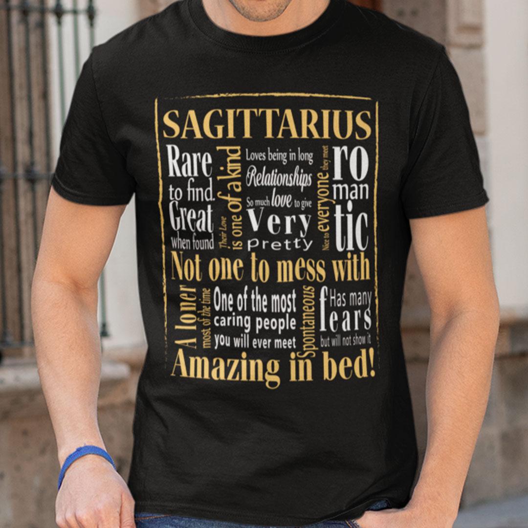 Sagittarius Shirt Rare To Find Great When Found