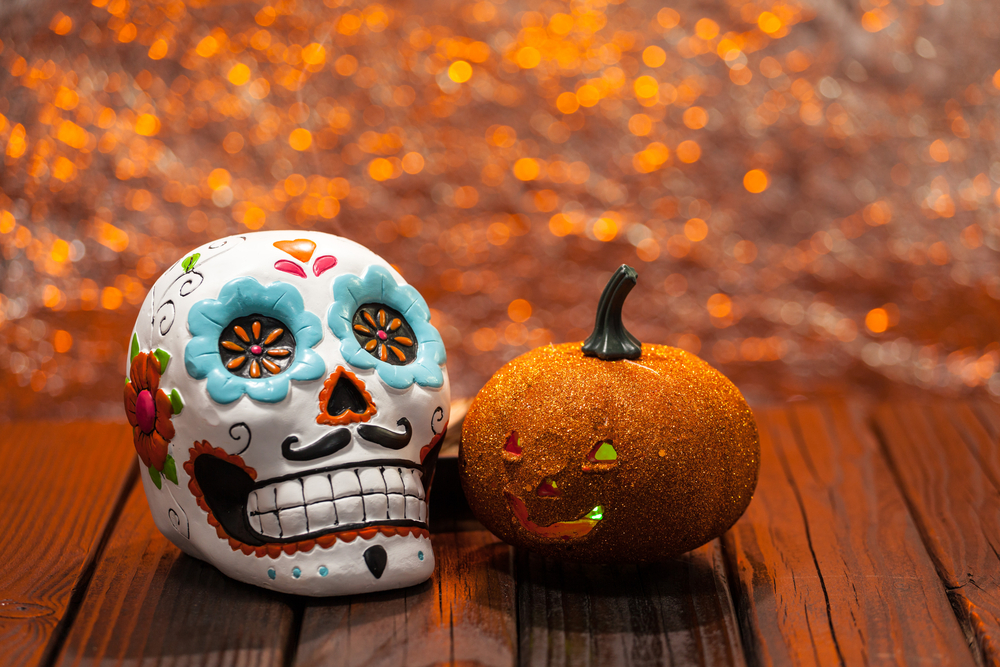 Searching for how do we celebrate Halloween in Mexico?