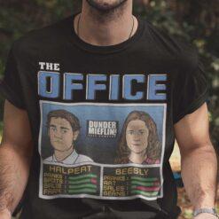 The Office Halpert And Beesly Shirt