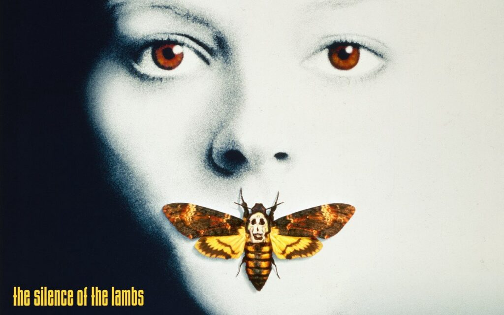 The Silence of the Lambs - Best Halloween Movies For Couples
