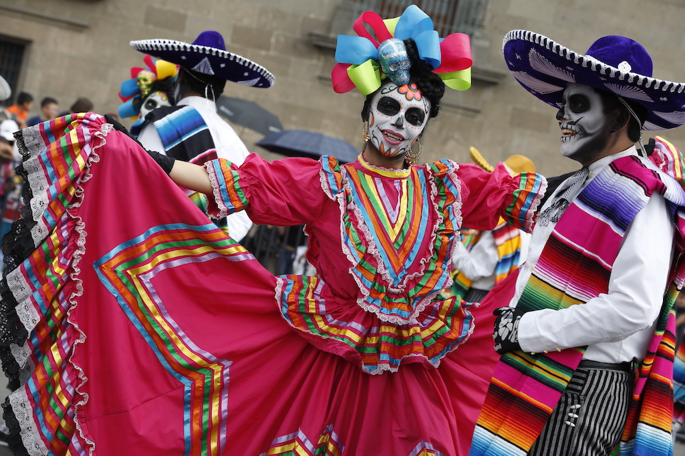 Want to know how do we celebrate Halloween in Mexico?