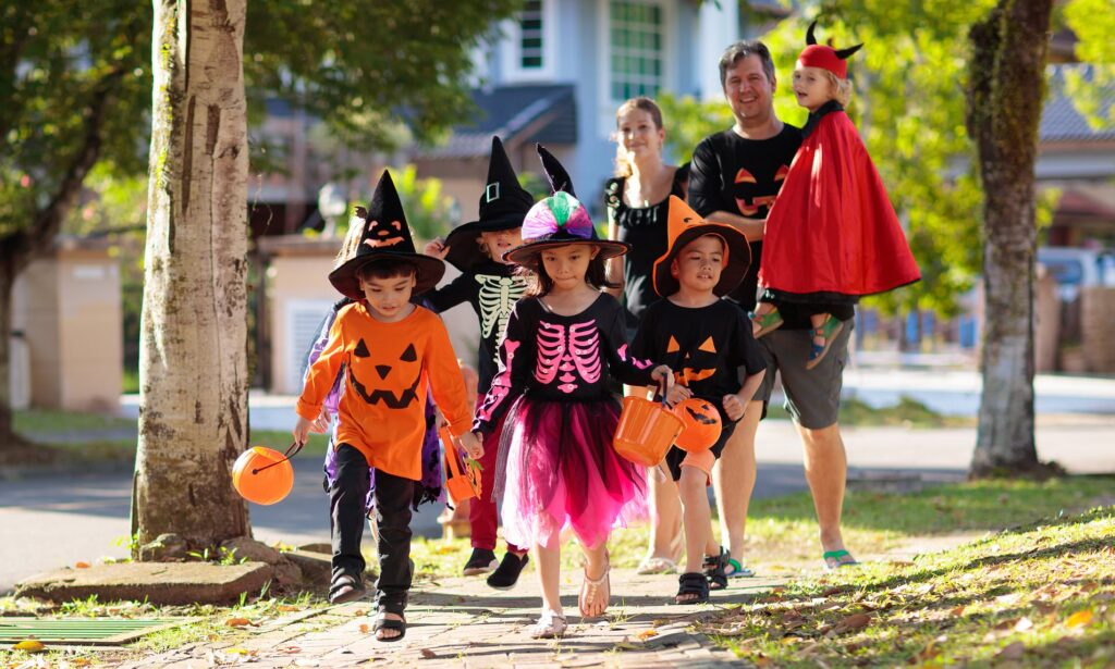 American or British Halloween? What does Halloween mean in the Bible?