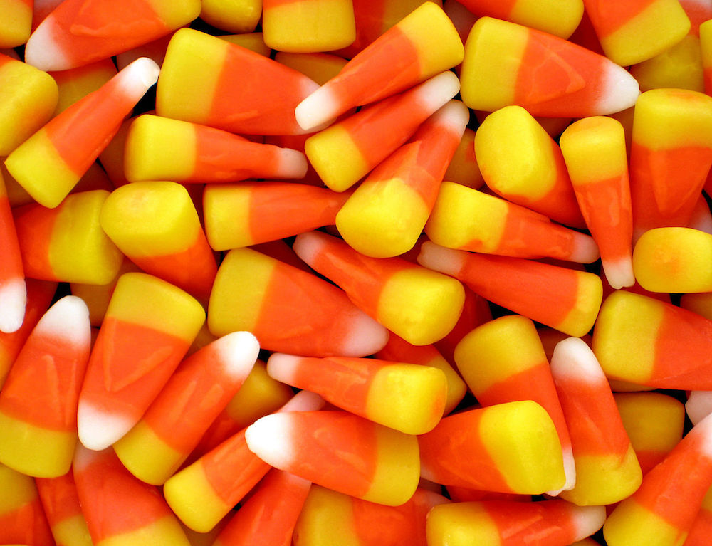 What is the most popular Halloween candy-Candy corn
